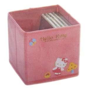 Hello Kitty Pink Storage Box   Sanrio Hello Kitty Small