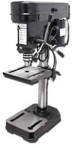 New Table Top 5 Speed Drill Press 1/3hp w/20pc bits
