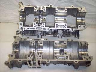 ULTRA SP SKS RMK XCR TRIPLE MOTOR ENGINE CRANK CASE CRANKCASE