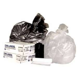 High Density Commercial Can Liners, Value Packs Case Pack