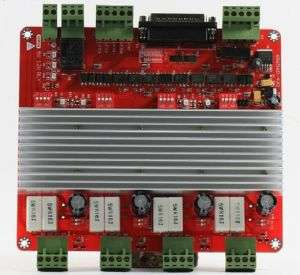 Axis CNC Router Mill Stepper Motor Driver Board 6560