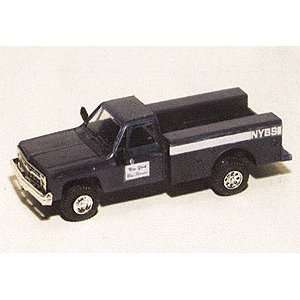 riden HO New York Bus Services Chevy Pick Up w/Uiliy