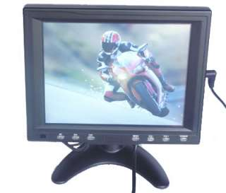 inch VGA Stand TFT LCD Touch Screen Headrest Monitor