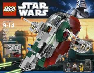 LEGO Star Wars Slave 1 (8097) 673419129121