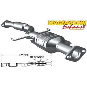 Fit Catalytic Converters 1999 Mitsubishi Galant 2.4L L4 (Fits: ES