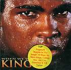WHEN WE WERE KINGS DS ROLLED ORIG 1SH MOVIE POSTER MUHAMMAD ALI (1996)