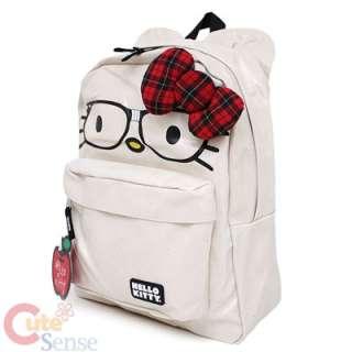 Sanrio Hello Kitty School Backpack Nerds Bow &Ear 16 L
