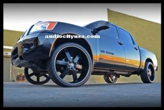 24 AC55 Wheels, Rims Tahoe Yukon Escalade Chevy Almada