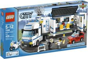 BARNES & NOBLE  LEGO City Fire Truck 7239 by Lego