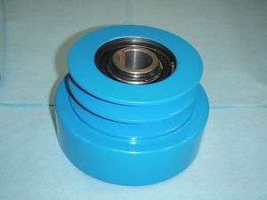 CENTRIFUGAL CLUTCH DOUBLE GROOVE HEAVY DUTY INDUSTRIAL