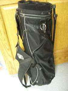 Outward 9 Carry Golf Bag, Nice condition