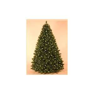 7.5 Hawthorne Spruce Pre Lit Artificial Christmas Tree