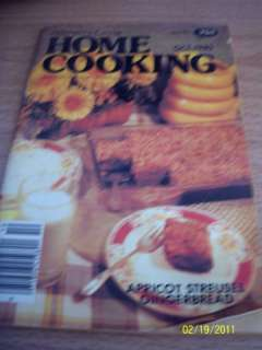 Womens Circle Home Cooking Magazine (Oct. 1980)