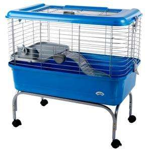 NEW SUPER PET HABITAT DEFINED HOME FOR GUINEA PIG CAGE