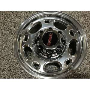 Factory Chevrolet Silverado k2500 alloy wheels 8x6.5, GMC Sierra k3500