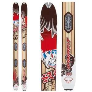Freeride Alpine Touring Backcountry Skis 2012   191