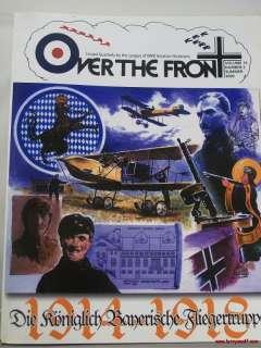 Over The Front Magazine Volume 15 Number 2 Summer 2000 Bavarian Flying