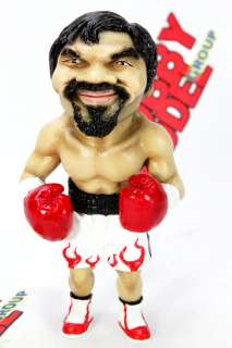 MANNY PACQUIAO BOXING PACMAN FUNNY PAINTED DEFORMED SD RESIN MODEL