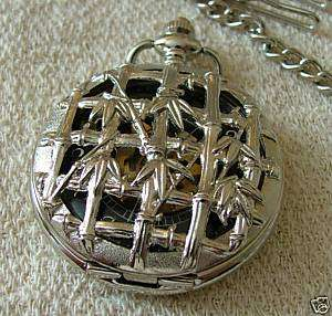 Groom/Best Man/Father/Wedding Gift Pocket Fob Watch TH1