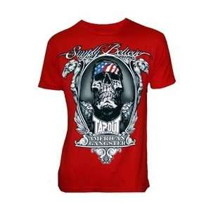 TapouT Chael Sonnen American Gangster T Shirt