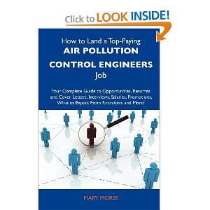 How to Land a Top Paying Air pollution control engineers