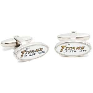 New York Jets Vintage Cufflinks Sports & Outdoors