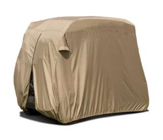 EZ GO YAMAHA CLUB CAR Golf Car Cart Cover 2 persons