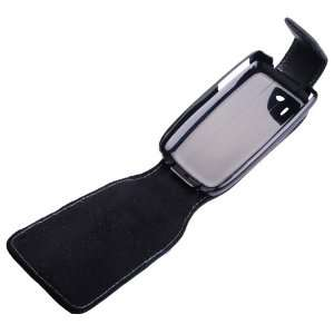 to Measure Genuine Leather Flip Case for HTC Touch 3G Electronics