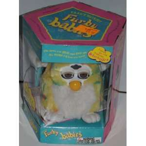 Furby Babies Interactive Electronic Toy (Purple/Blue) 1999