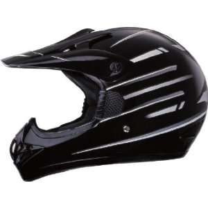 Vcan MAX 606 1 DF BLACK Motocross Helmet   Motorcycle ATV