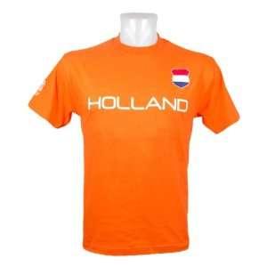 Holland UEFA EURO 2012 Midfielder T Shirt Sports