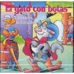 El Gato Con Botas (Cuentos Infantiles) (8711539371517