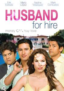 Husband for Hire NEW PAL Cult DVD Nadine Velazquez