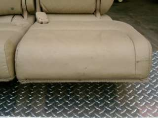 2005 2007 Honda Odyssey 3rd Row Seats, Modified!! Tan