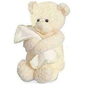 Baby Gund Wind up Musical Teddy Bear Cream Rock a bye Baby