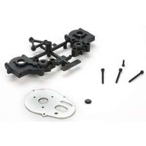Transmission Case, Motor Plate & Brace Set Mini S Toys