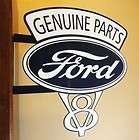 OLD STYLE FORD MOTOR COMPANY V8 GENUINE PARTS DIECUT FL