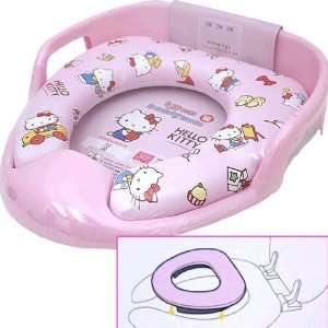 Sanrio Hello Kitty Baby Toilet Seat Cover   Pink