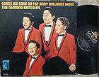 THE OSMOND BROTHERS ANDY WILLIAMS SHOW Teen Idol Early