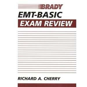 EMT Basic Exam Review [Paperback] Richard A. Cherry