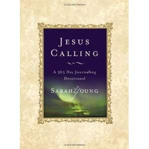Jesus Calling A 365 Day Journaling Devotional By Sarah