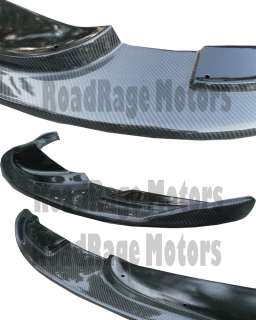 08 10 BMW E92 E93 M3 Hamann Front Bumper Lip Aero 2Dr Real Carbon