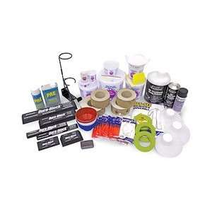 Eastwood Deluxe Paint Prep Kit   Auto Painting Automotive