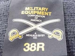 mens wool cardigan sweater Military Equipment Mehlin Estey navy blue