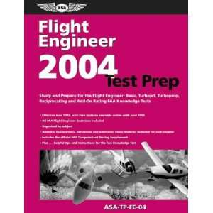 Turbojet, Turboprop, Reciprocating and Add On Rating FAA Knowledge Te