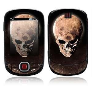 Samsung Smiley Decal Skin   Bad Moon Rising