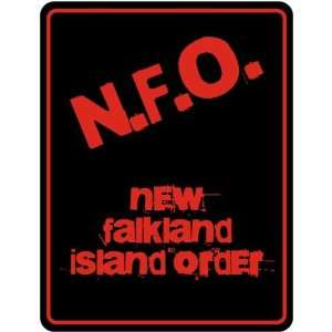 New  New Falkland Island Order  Falkland Islands Parking