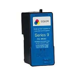 Genuine Dell MK993 Series 9 High Capacity Color Ink