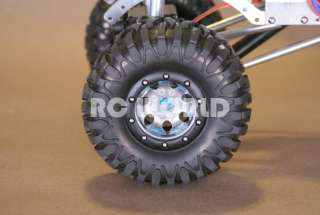 RC4WD 1/10 ROCK CRAWLER RC TRUCK JEEP CHEROKEE 2.4GHZ RTR 90% METAL