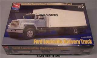 AMT/ERTL Ford Louisville Delivery Truck Sealed MIB 1/25